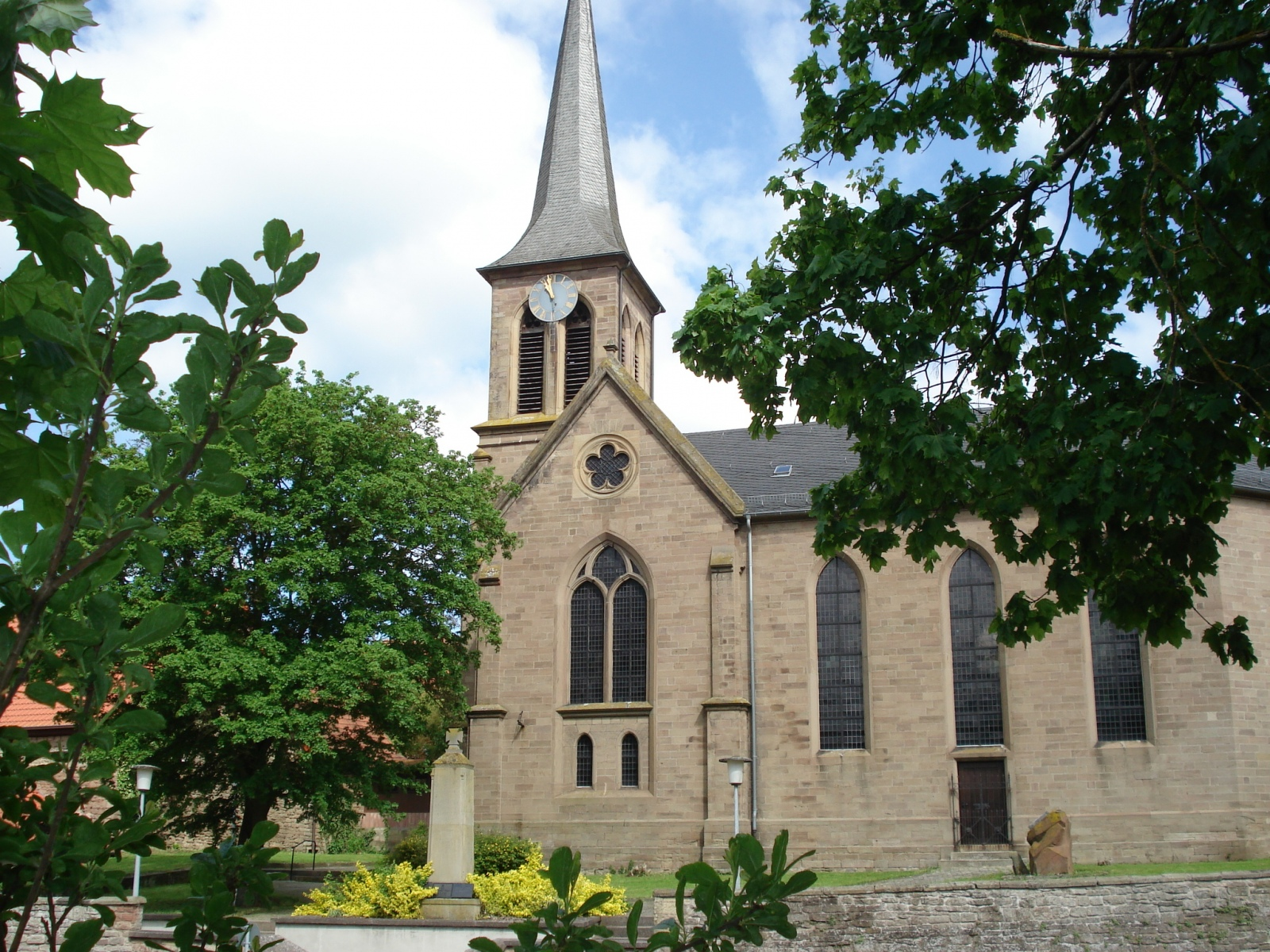 Kirche Heimkirchen
